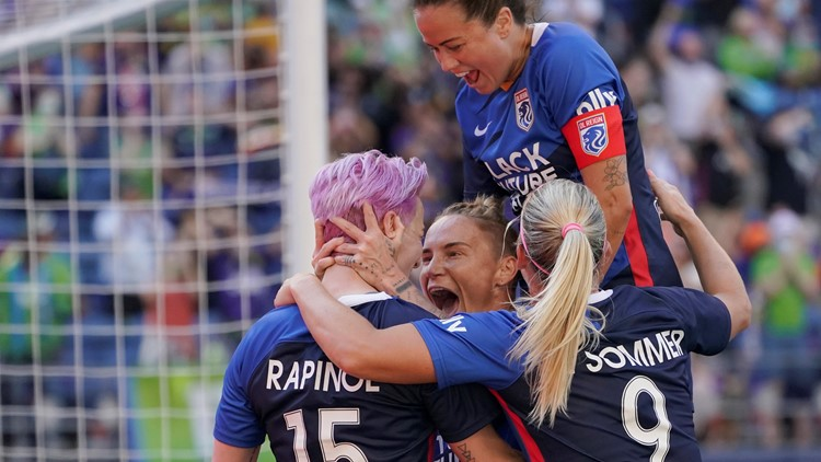 NWSL's Spirit forced to forfeit match for protocol violation, Reign receive 3 points