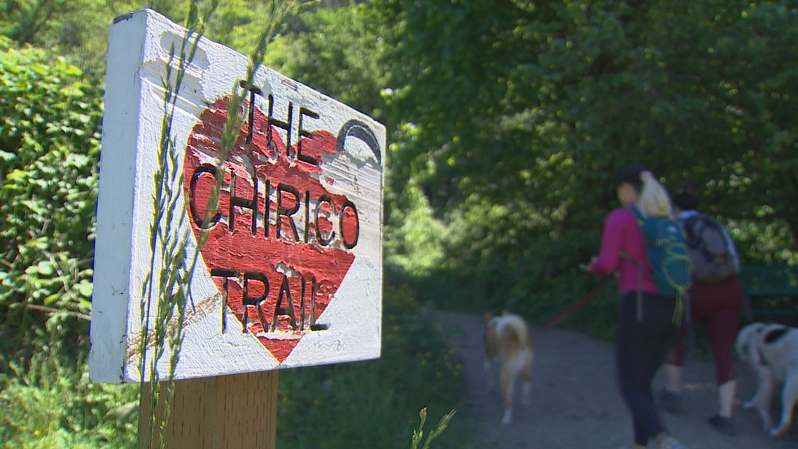 More people are taking to Washington's trails after a year stuck inside
