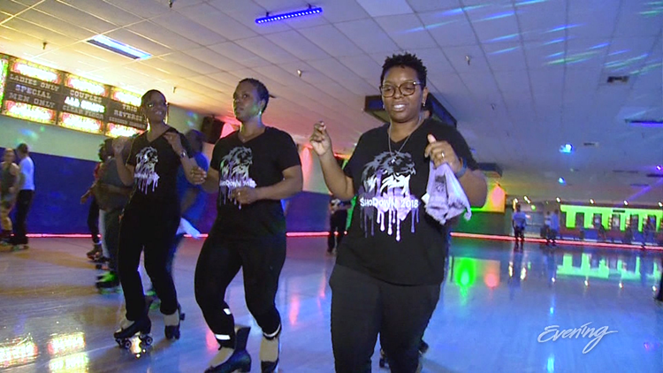 Roller skate culture is thriving in the Pacific Northwest