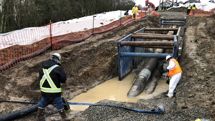 woodinville spill cleanup