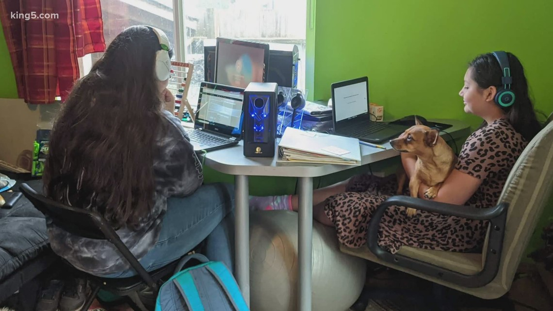 Remote learning in remote locations: Washington students without internet options face challenges