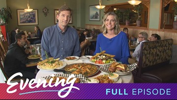 Wed 11/13, Omega Pizza in Granite Falls, Full Episode, KING 5 Evening