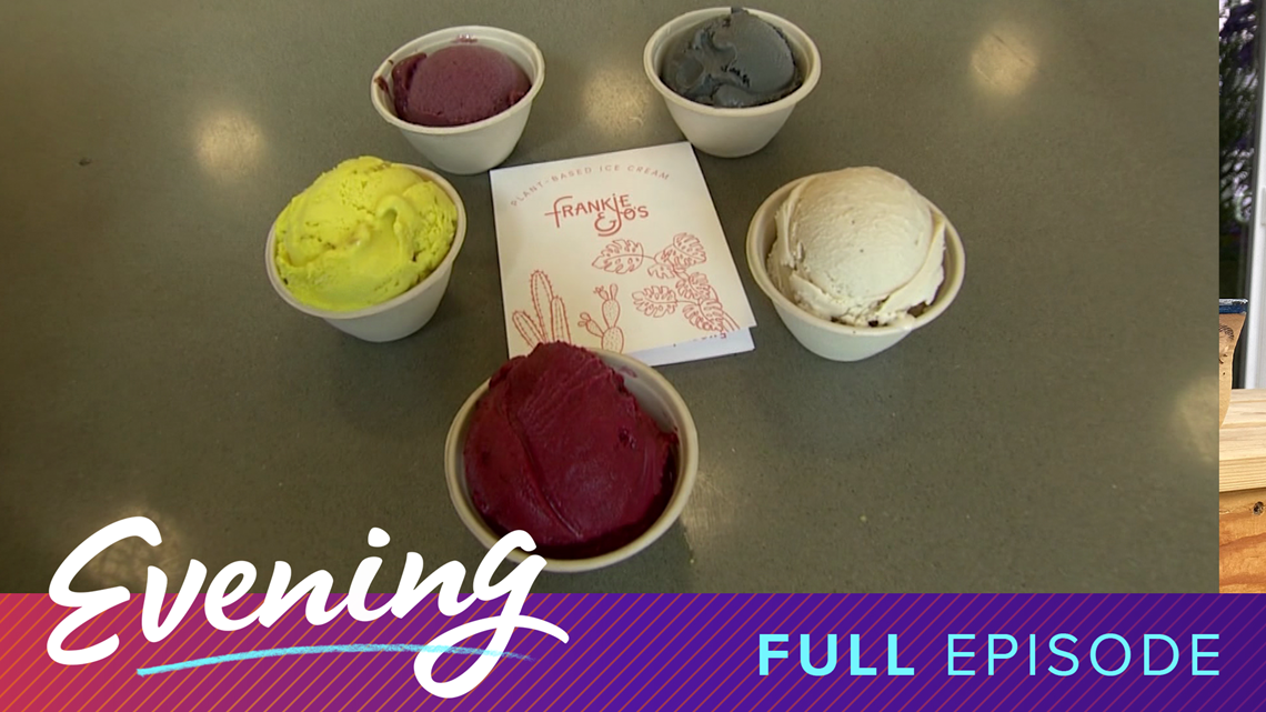 Seattle's Best Frozen Treats & The Magnolia Library   Full Episode - KING 5's Evening