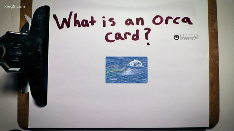 What is an ORCA card?