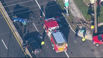 2nd pedestrian dies after driver loses control of SUV on SR 99 in Seattle
