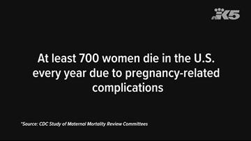 Mothers Matter: Overlake Medical Center's effort