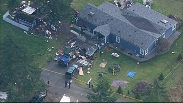 Police: Port Angeles triple homicide victims likely killed by someone they knew