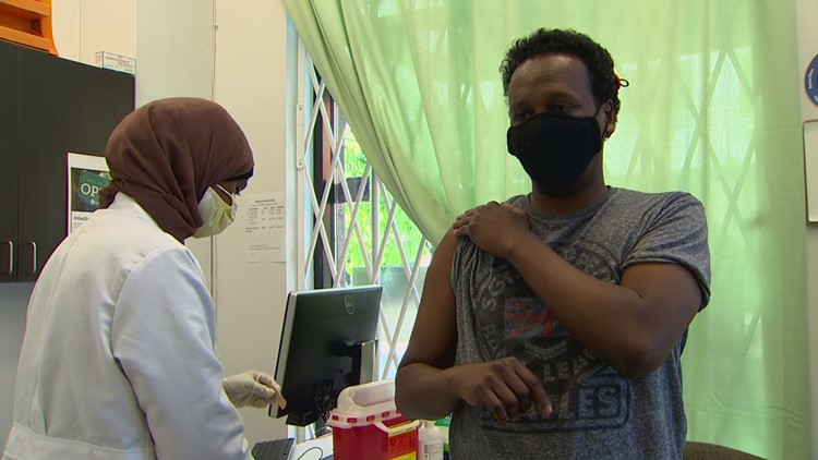 South Seattle pharmacy tackles cultural barriers to get communities of color vaccinated