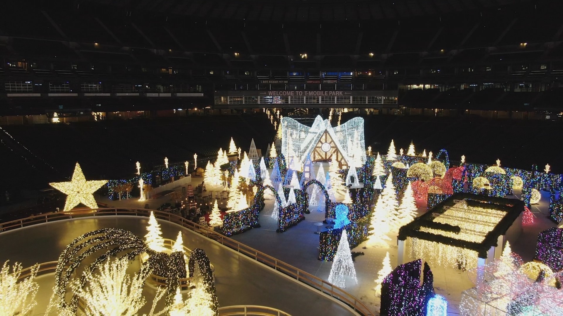 Enchant Christmas cancels 2020 display in Seattle | king5.com