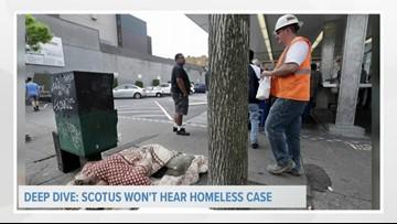 Supreme Court won't hear Boise homeless case