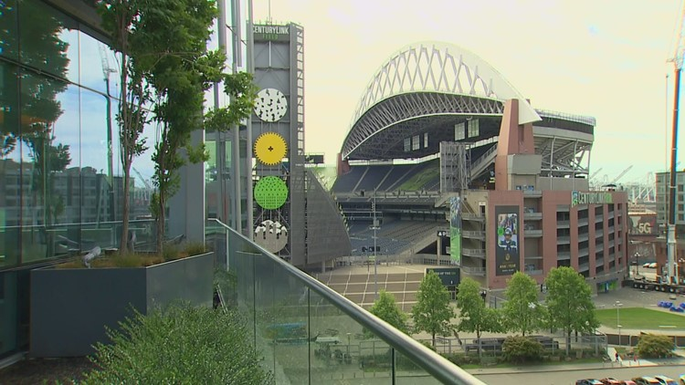 Businesses around Seattle's Lumen Field anticipating the return of Seahawks fans