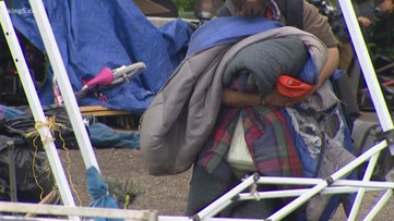 New authority to fight homelessness will boost accountability, Seattle mayor says