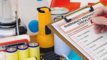 DIY disaster preparedness kits
