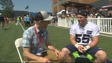 Meet Seahawks Rookie Ben Burr-Kirven