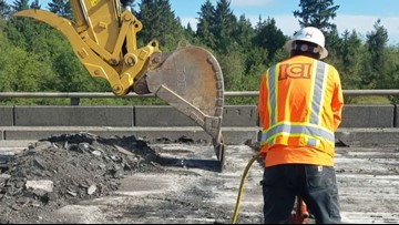 WB US 2 closure between Everett, Snohomish postponed