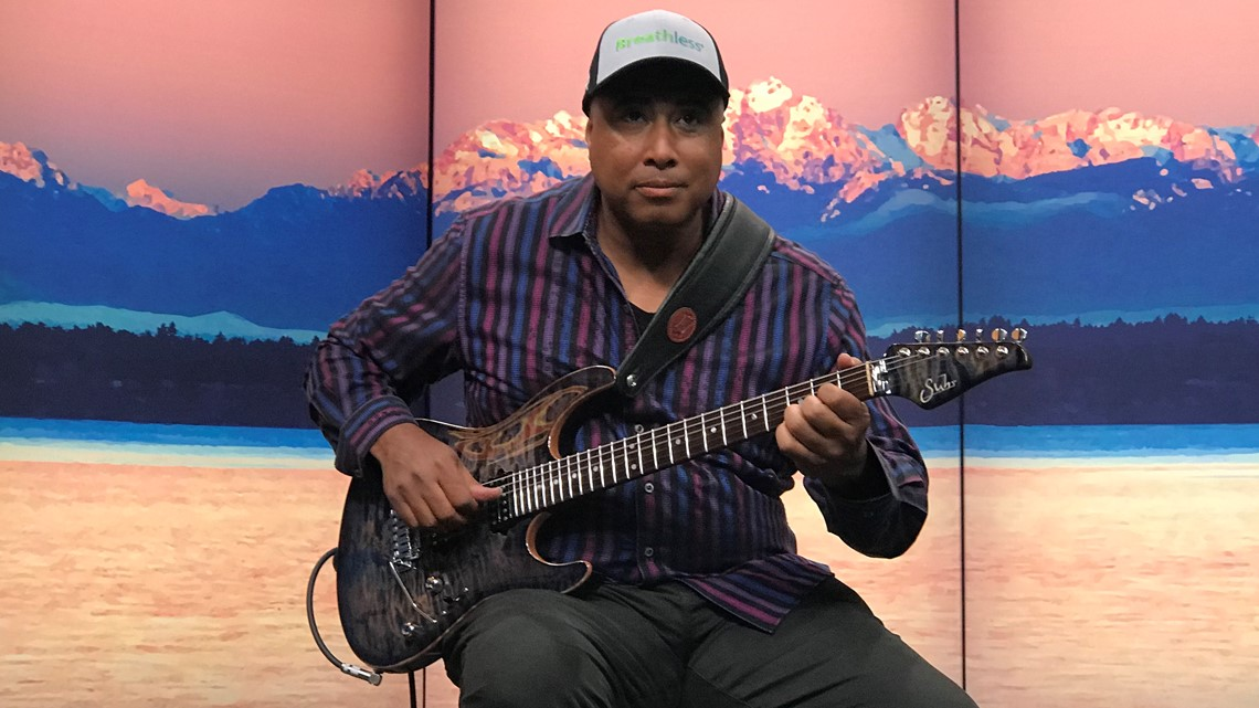 Yankees legend and jazz guitarist Bernie Williams advocates for Idiopathic Pulmonary Fibrosis