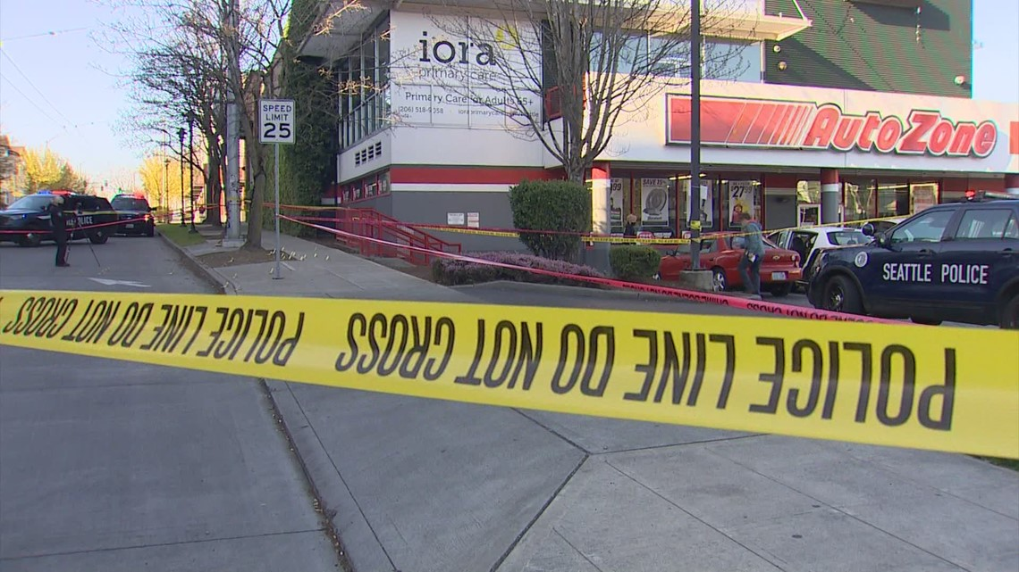3 adults and a 2-year-old girl injured in shooting near Seattle's Central District
