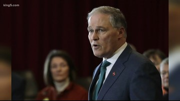 Gov. Inslee expected to announce presidential run in coming days