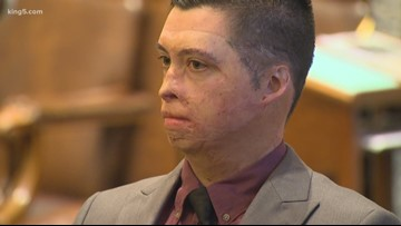 Severely-burned firefighter Daniel Lyon looks to make legal change in Olympia