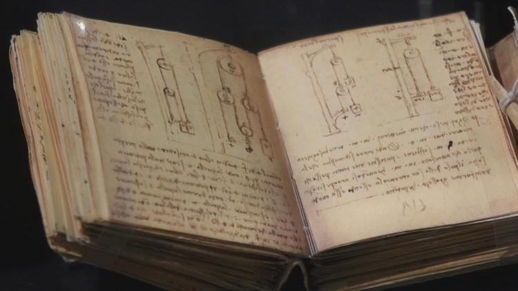 Interactive Da Vinci exhibit comes to Seattle's Museum of History & Industry