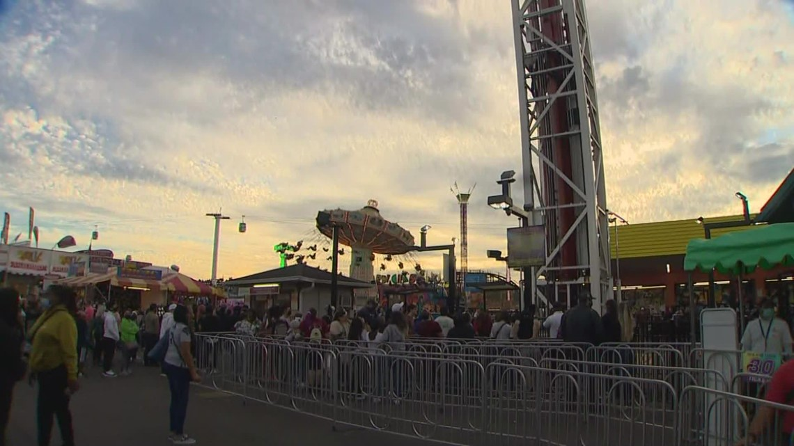 Washington State Fair enters the final stretch