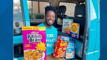 This Tacoma man is making sure kids in his hometown get breakfast during coronavirus outbreak