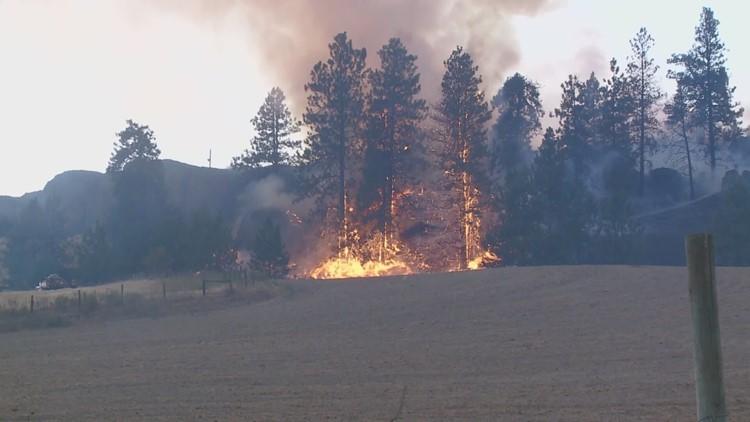 Central Washington fire officials prepare for potentially explosive fire season