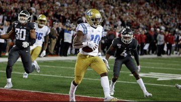 Thompson-Robinson, UCLA rally past No. 19 Washington St.