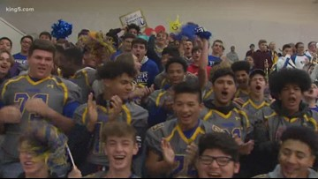 Pep Rally of the Week: Stadium High School