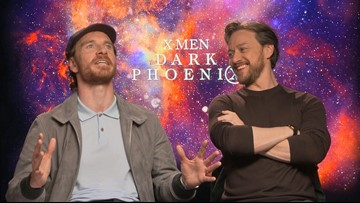 What X-Men abilities would cast of 'Dark Phoenix' use against daily annoyances? - KING 5 Evening