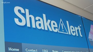 ShakeAlert earthquake warning technology one year away from going public in the northwest