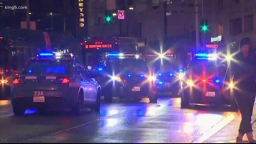 Uber and Lyft criticized for automated surge pricing after Seattle shooting