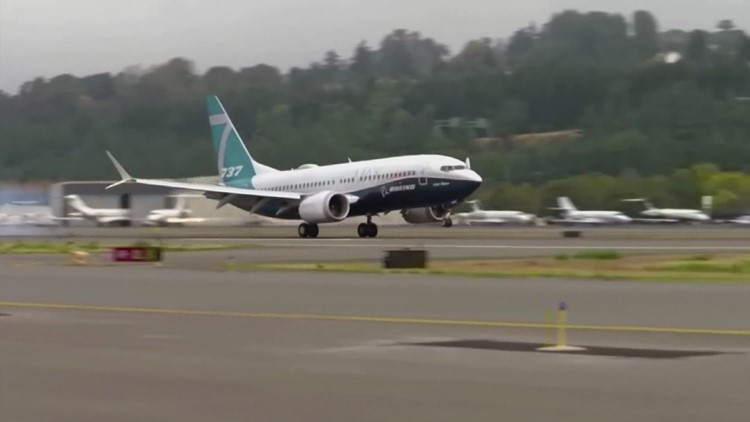 Boeing to pay $17 million to settle 737 plane production issues