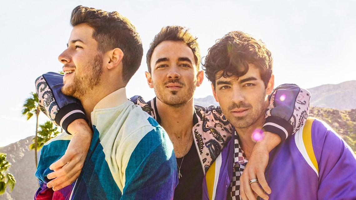 The Jonas Brothers are back on tour and coming to the Tacoma Dome - What's up this Week
