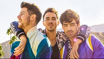 The Jonas Brothers are back on tour and coming to the Tacoma Dome - What's up this Week - KING 5 Evening