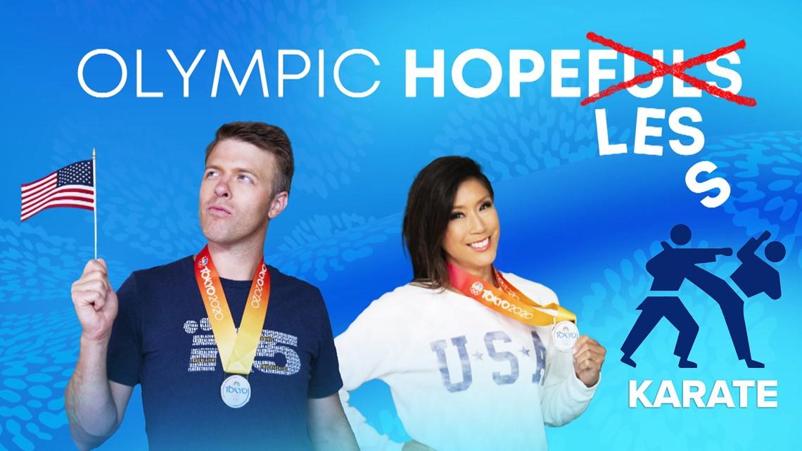 Olympic Hopeless: Karate