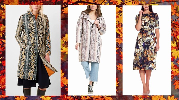 5 fashion trends to look out for this fall