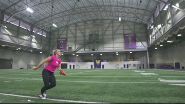 Former UW star Danielle Lawrie to compete in Olympics