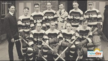 Author's new book revives the tale of Seattle's forgotten hockey champions - New Day Northwest