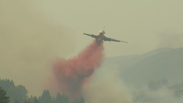 Drier conditions than normal in Washington spell trouble for wildfire season