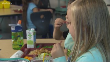 Lacey elementary schools honored with 'Healthiest Schools' designation