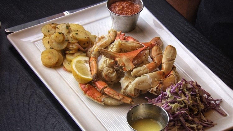 Whole Dungeness Crab from Tankard & Tun