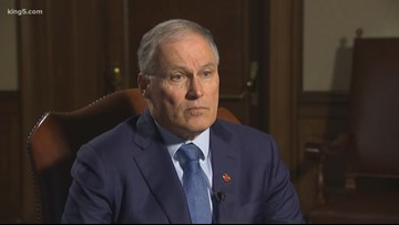 Gov. Inslee has 'firm intention' to serve a 3rd term if elected