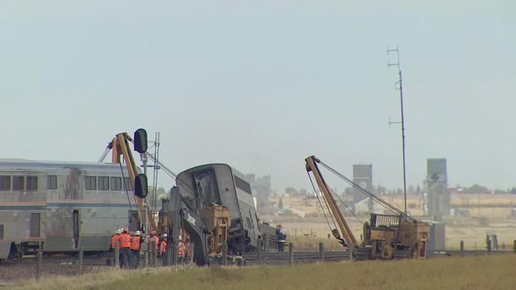 Investigation into deadly Amtrak derailment underway