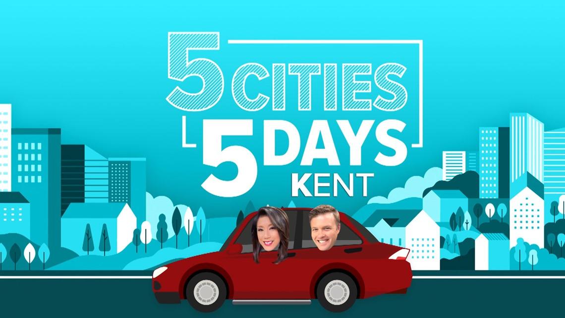 5 Cities in 5 Days: Kent