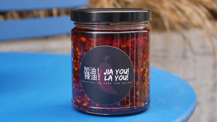 A Seattle duo is spicing up life with their chili oil