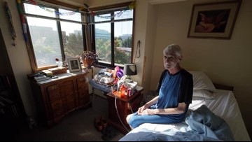 Bob's choice: Why a Seattle man chose death with dignity