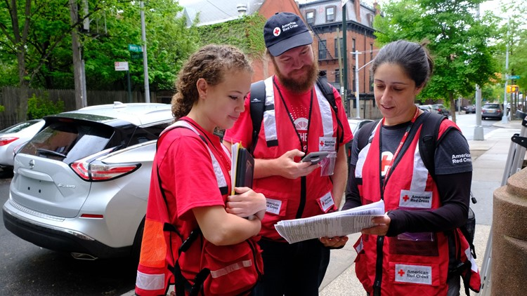 Volunteer with the American Red Cross to 'Sound the Alarm