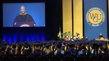WGU Washington will hold a record-breaking graduation ceremony this weekend
