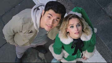 Interviews with the cast of new rom-com 'Last Christmas' - KING 5 Evening